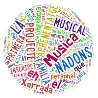 Posem paraules a música per a nadons