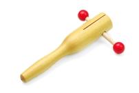 Rakatak de so agut, disponible a www.marimbol.com, Instruments musicales per a nens i per a la primera infància.